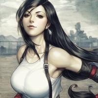 Tifa Lockhart - Final Fantasy