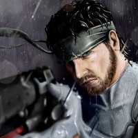 Solid Snake (Metal Gear Series)