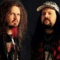 Dimebag Darrell and Vinnie Paul - Pantera