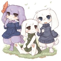 Mimigas - Cave Story
