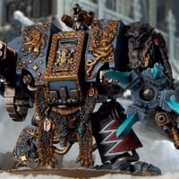 Bjorn the Fell Handed (Space Wolves)