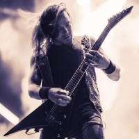 Michael Paget (Bullet For My Valentine)
