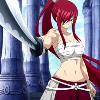 Erza Scarlet - Fairy Tail