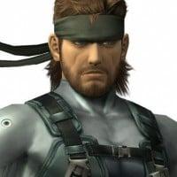 Solid Snake - Metal Gear