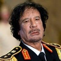 Muammar al-Gaddafi (Libya)