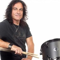 Vinny Appice in Dio's We Rock