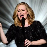 Adele can sing