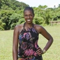 Francesca Hogi - 1st person voted out, Survivor Redmption Island - 1st person voted out, Survivor Caramoan