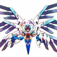 Copy X - Second Form (Mega Man Zero)