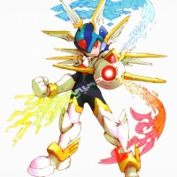Copy X - First Form (Mega Man Zero and Mega Man Zero 3)