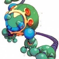 Burble Hekelot (Mega Man Zero 2)