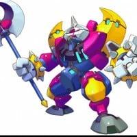 Mino Magnus (Mega Man Zero 4)