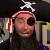 Patchy the Pirate