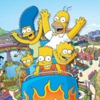 The Simpsons Ride (Universal Studios)