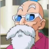Master Roshi - Dragon Ball Z