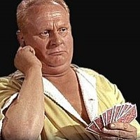 Auric Goldfinger from Goldfinger