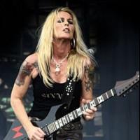 Lita Ford - guitar