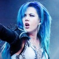 Alissa White-Gluz - Arch Enemy, The Agonist
