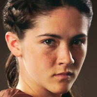 Clove (Isabelle Fuhrman) - The Hunger Games (2012)