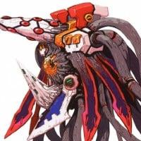 Dr. Weil - Second Form: Ragnarok Fusion (Mega Man Zero 4)