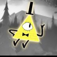 Bill Cipher - Gravity Falls