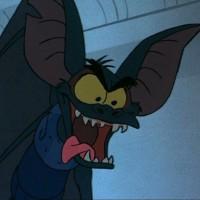 Fidget the Bat - Great Mouse Detective
