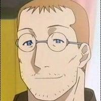 Shou Tucker (Fullmetal Alchemist)