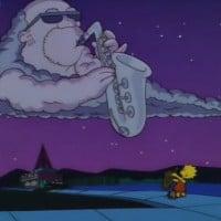 Bleeding Gums Murphy - The Simpsons