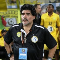 Diego Maradona (Football Player)
