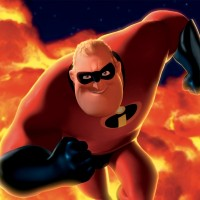 Bob Parr/Mr. Incredible - The Incredibles