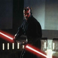Darth Maul's Lightsaber