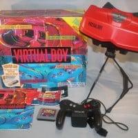 The failure of the Virtual Boy