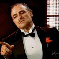 Vito Corleone (The Godfather) - Marlon Brando