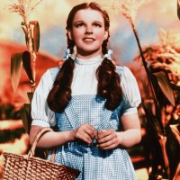 Dorothy Gale (Judy Garland) - The Wizard of Oz
