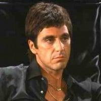 Tony Montana (Scarface) - Al Pacino