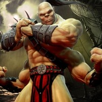 Goro (Mortal Kombat I, 4, Gold, & 9)