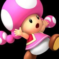 Toadette (Mario Games)