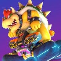 Bowser - Paper Mario