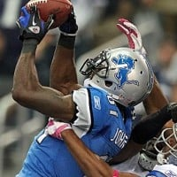 Calvin Johnson - Detroit Lions
