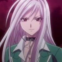 Moka Akashiya - Rosario + Vampire