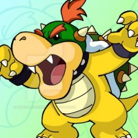 Baby Bowser - Yoshi's New Island