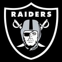 Oakland Raiders.