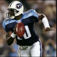Vince Young - No 3 to Titans in 06