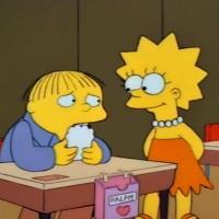 I Love Lisa - The Simpsons