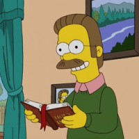 Ned Flanders - The Simpsons