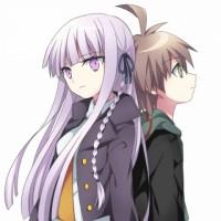 Makoto Naegi and Kyoko Kirigiri (Danganronpa)