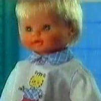 Baby Wee-Wee Doll (Famosa)