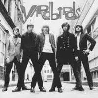 The Yardbirds - Jimmy Page, Eric Clapton, Jeff Beck