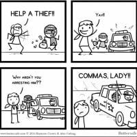 Misuse of Commas
