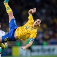 Zlatan Ibrahimovic (35 years)